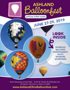 Ashland Balloonfest Event Guide