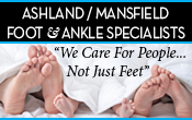 Ashland-Mansfield Foot & Ankle Specialists Logo