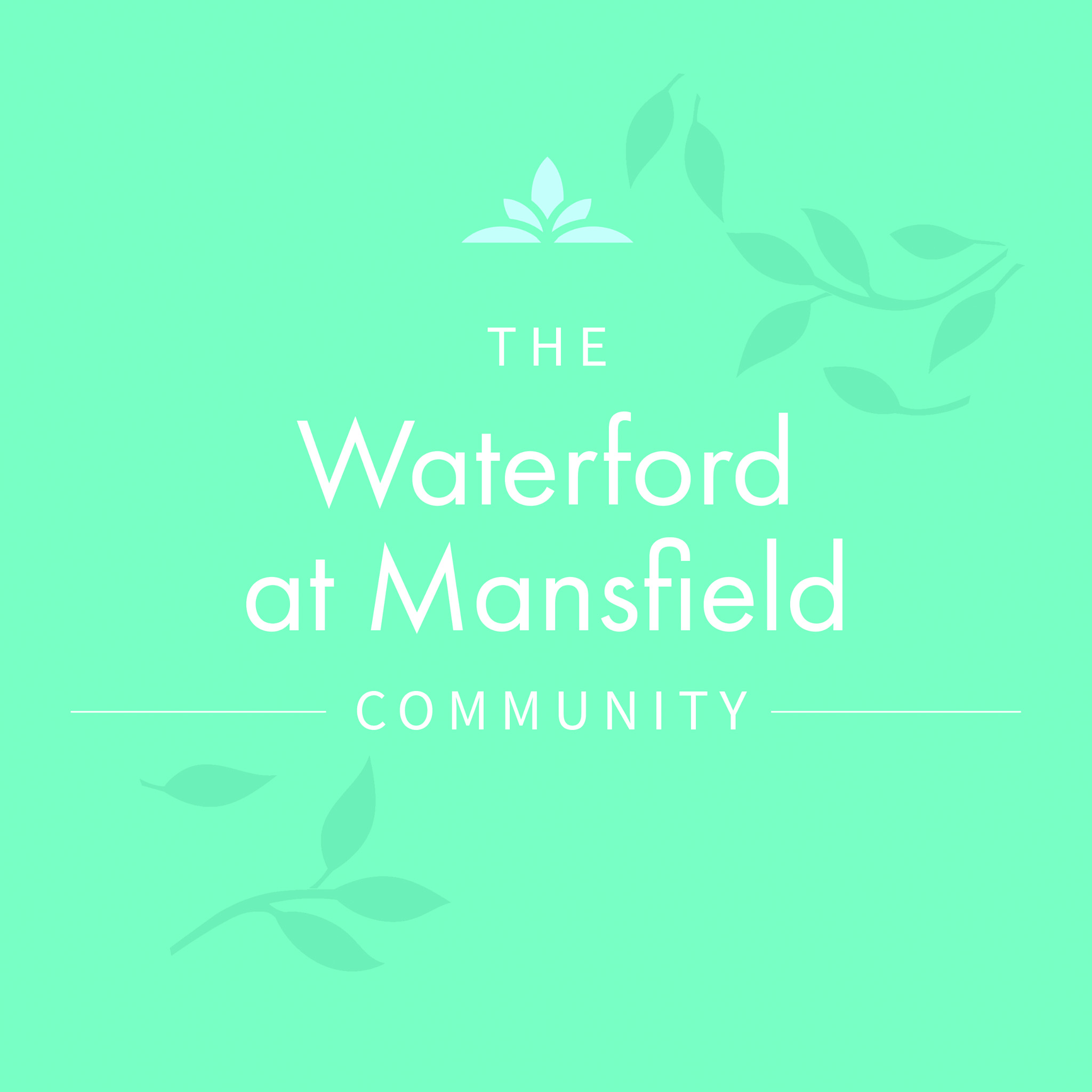Waterford at Mansfield logo-CMYK